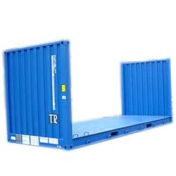 Container Flat Rack 20 Feet